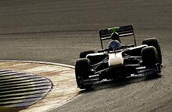 Motorsports / Formula 1: World Championship 2011, Test Valencia, Buemi ( SUI, Torro Rosso )
