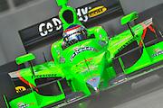 September 1-3, 2011. Danica Patrick, Indycar Grand Prix of Baltimore around the inner harbor.