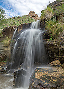 The lower cascades, Seven Falls, Bear Canyon, Tucson