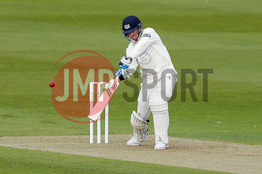 Peter Handscomb of Gloucestershire - Photo mandatory by-line: Rogan Thomson/JMP - 07966 386802 - 18/05/2015 - SPORT - CRICKET - Bristol, England - Bristol County Ground - Gloucestershire v Kent - Day 1 - LV= County Championship Division Two.