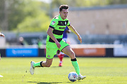 Forest Green Rovers Paul Digby(20) runs forward during the EFL Sky Bet League 2 match between Forest Green Rovers and Exeter City at the New Lawn, Forest Green, United Kingdom on 4 May 2019.