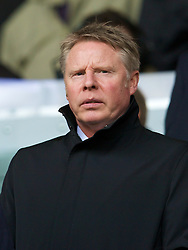 LIVERPOOL, ENGLAND - Saturday, February 23, 2008: Former Liverpool player and coach Sammy Lee during the Premiership match at Anfield. (Photo by David Rawcliffe/Propaganda)