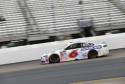September 22, 2017 - Loudon, New Hampshire, United States of America - September 22, 2017 - Loudon, New Hampshire, USA: Trevor Bayne (6) takes to the track to practice for the ISM Connect 300 at New Hampshire Motor Speedway in Loudon, New Hampshire. (Credit Image: © Justin R. Noe Asp Inc/ASP via ZUMA Wire)