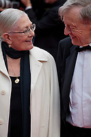 Director Vanessa Redgrave at the Loveless (Nelyubov) gala screening,  at the 70th Cannes Film Festival Thursday May 18th 2017, Cannes, France. Photo credit: Doreen Kennedy