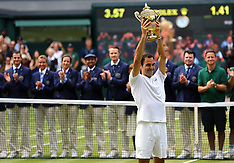 Wimbledon 2017 - Day Thirteen 16 July 2017