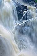 Ouiatchouan Falls <br /> Val-Jalbert<br /> Quebec<br /> Canada