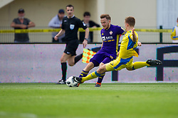 Dino Hotic of NK Maribor during football match between NK Domzale and NK Maribor in Round #32 of Prva liga Telekom Slovenije 2017/18, on May 9, 2018 in Sports park Domzale, Domzale, Slovenia. Photo by Urban Urbanc / Sportida