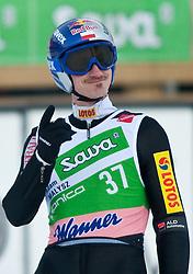 19.03.2010, Planica, Kranjska Gora, SLO, FIS SKI Flying World Championships 2010, Flying Hill Individual, im Bild Adam Malysz, ( POL, #37 ), EXPA Pictures © 2010, PhotoCredit: EXPA/ J. Groder