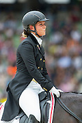 Anna Kasprzak - Donnperignon<br /> Alltech FEI World Equestrian Games™ 2014 - Normandy, France.<br /> © DigiShots
