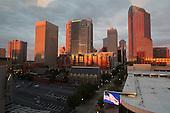 Charlotte NC city scenes