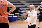 Biella, 14/12/2012<br /> Basket, All Star Game 2012<br /> Allenamento Nazionale Italiana Maschile <br /> Nella foto: luca dalmonte<br /> Foto Ciamillo