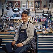 Tomoji Hirakata, Brass & Woodwind repair