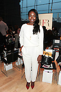 6 September 2013- New York, NY: Marielle Bobo, Style Director, Ebony Magazine attends Harlem Fashion Row 2013 Spring Presentation held at Jazz at Lincoln Center on September 6, 2013 in New York City. ©Terrence Jennings