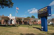 J.P. Henderson Elementary School, February 1, 2017.