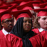 William Penn graduates 464 students during William Penn 93rd commencement exercises Monday, June 08, 2015, at The Bob Carpenter Sports Convocation Center in Newark, Delaware.