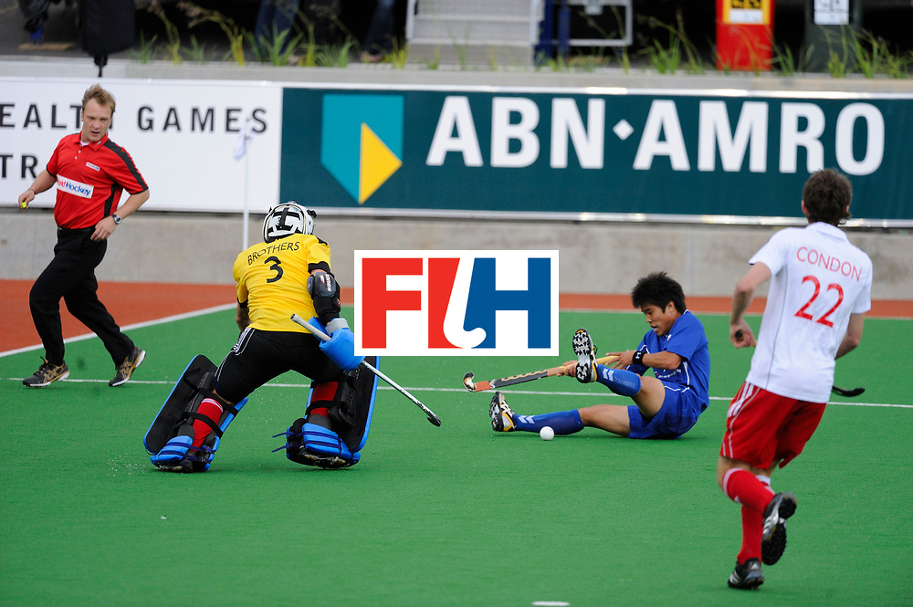 2009 CT Men- England v.Korea