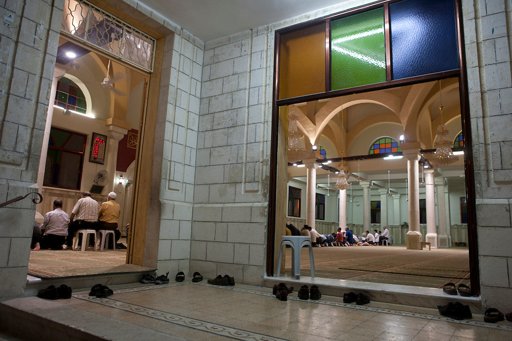 West Bank, Mosque