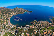 Saint-Raphael & Agay - French Riviera Aerial Views