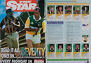 All Ireland Senior Hurling Championship - Final, .10.09.2000, 09.10.2000, 10th September 2000, .10092000AISHCF,.Senior Kilkenny v Offaly,.Minor Cork v Galway,.Kilkenny 5-15, Offaly 1-14, .The Star,