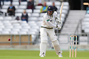 David Willey of Yorkshire batting during the opening day of the Specsavers County Champ Div 1 match between Yorkshire County Cricket Club and Hampshire County Cricket Club at Headingley Stadium, Headingley, United Kingdom on 27 May 2019.