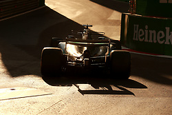 June 25, 2017 - Baku, Azerbaijan - Motorsports: FIA Formula One World Championship 2017, Grand Prix of Europe, .#44 Lewis Hamilton (GBR, Mercedes AMG Petronas Formula One Team) (Credit Image: © Hoch Zwei via ZUMA Wire)