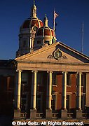 Historic York, PA, York County Courthouse, Florentine Architecture