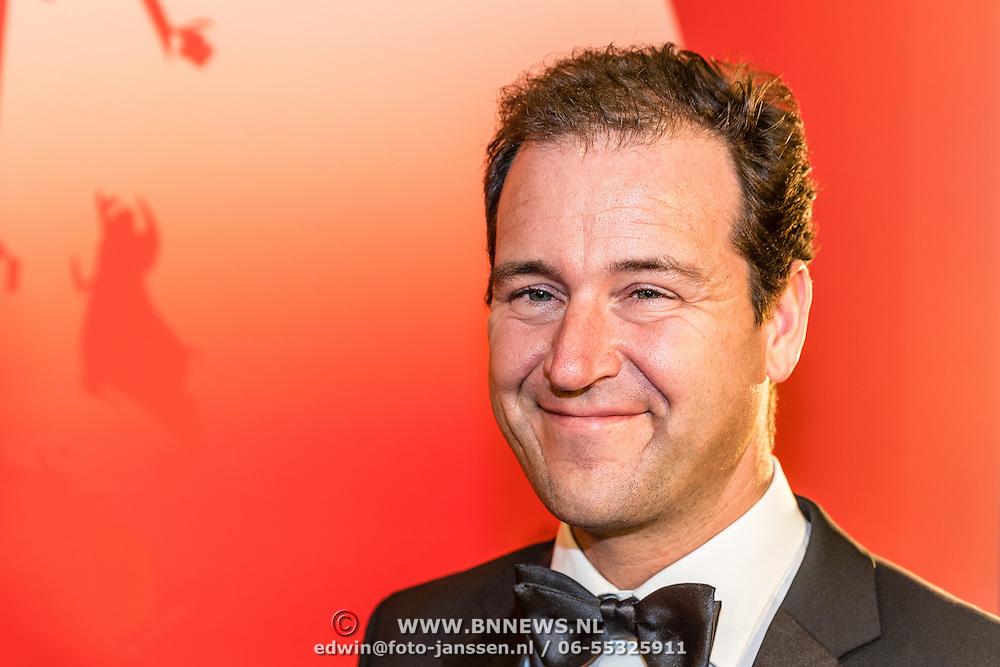 NLD/Amsterdam/20161221 - NOC*NSF Sportgala 2016, Lodewijk Ascher