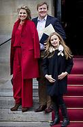 Princess Beatrix Birthday Reception - 3 Feb 2018