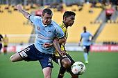 20150329 A League - Wellington Phoenix v Sydney FC