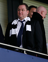 Photo: Steve Bond/Richard Lane Photography. West Bromwich Albion v Newcastle United. Barclays Premiership. 07/02/2009. Newcastle Chairman Mike Ashley