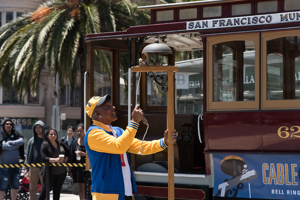 Former Bell Ringing Champions Performing at 54th Annual Cable Car Bell Ringing Contest | July 13, 2017