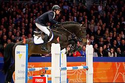 Keunen Pieter (NED) - El Primero<br /> KWPN Stallion Selection - 's Hertogenbosch 2014<br /> © Dirk Caremans