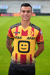 July 6, 2017 - Mechelen, Belgium - Radall Leal midfielder of KV Mechelen (Credit Image: © Panoramic via ZUMA Press)