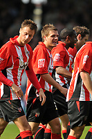 Photo: Tony Oudot/Richard Lane Photography. Brentford v Accrington Stanley . Coca-Cola Football League Two. 18/04/2009. <br />