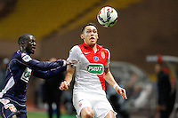 Lucas Ocampos / Sabaly Youssouf   - 21.01.2015 - Monaco / Evian Thonon   - Coupe de France 2014/2015<br />