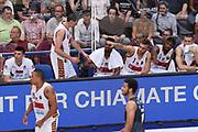 Panchina Venezia, Dolomiti Energia Trentino vs Umana Reyer Venezia LBA Serie A Playoff Finale gara 4 stagione 2016/2017 Pala Trento, Trento 16 giugno 2017