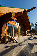 Fraser River Fishing Lodge, B.C. Canada