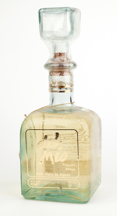 Del Mio anejo -- Image originally appeared in the Tequila Matchmaker: http://tequilamatchmaker.com