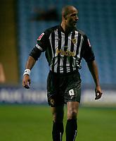 Photo: Steve Bond.<br />Coventry City v Notts County. The Carling Cup. 14/08/2007. Jason Lee