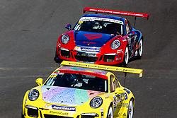 Dino Zamparelli   Bristol Sport Racing   #88 Porsche 911 GT3 Cup Car   Porsche Carrera Cup GB   Free Practice - Mandatory byline: Rogan Thomson/JMP - 07966 386802 - 09/10/2015 - MOTORSPORT - Brands Hatch GP Circuit - Fawkham, England - BTCC Meeting Test Day.