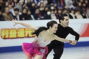 Anna Capellini and Luca Lanotte from Italy during the ISU Junior and Senior Grand Prix of Figure Skating Final at Nippon Gaishi Hall, Nagoya, Japan on 7 December 2017. Photo by Myriam Cawston.