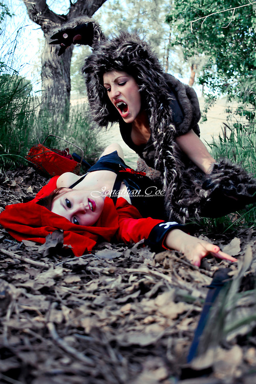 Models: Jessie James Hollywood &amp; Alyssa Papaleo<br /> Location: Woodward Park, Fresno, CA