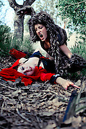 Red Riding Hood & The Big Bad Wolf - Alyssa Marie Papaleo & Jessie James Hollywood