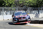 Craig Lowndes (Red Bull Racing Holden). Coates Hire Sydney 500. V8 Supercars Championship. Homebush Street Circuit, NSW. 5-6 Devember 2015. Photo: Clay Cross / photosport.nz