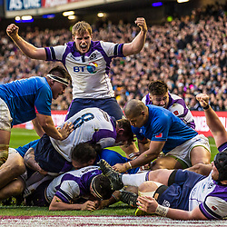 Scotland v Samoa | Autumn Tests | 11 November 2017