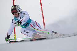 09.12.2012, Engiadina Rennstrecke, St. Moritz, SUI, FIS Ski Alpin Weltcup, Riesenslalom, Damen, 1. Lauf, im Bild Kathrin Zettel (AUT) // in action during 1st run of ladies Giant Slalom of FIS ski alpine world cup at the Engiadina course, St. Moritz, Switzerland on 2012/12/09. EXPA Pictures © 2012, PhotoCredit: EXPA/ Freshfocus/ Andreas Meier..***** ATTENTION - for AUT, SLO, CRO, SRB, BIH only *****