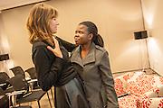 Maud Chifamba, Milano 2014. Incontro con le imprenditrici di Valore D. Con Claudia Parzani