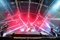 Vera Loca no palco pretinho no Planeta Atlântida 2015, que acontece nos dias 30 e 31 de Janeiro de 2015, na Saba, em Atlântida. FOTO: Vinicius Costa/ Agência Preview