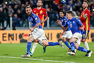 Italy v Spain - World Cup 2018 Qualifier - 06/10/2016