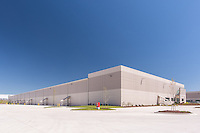 Exterior image of Cabin Branch Distribution Center in Landover Maryland by Jeffrey Sauers of Commercial Photographics, Architectural Photo Artistry in Washington DC, Virginia to Florida and PA to New England